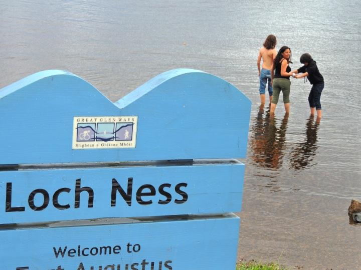 Ecosse Loch Ness.