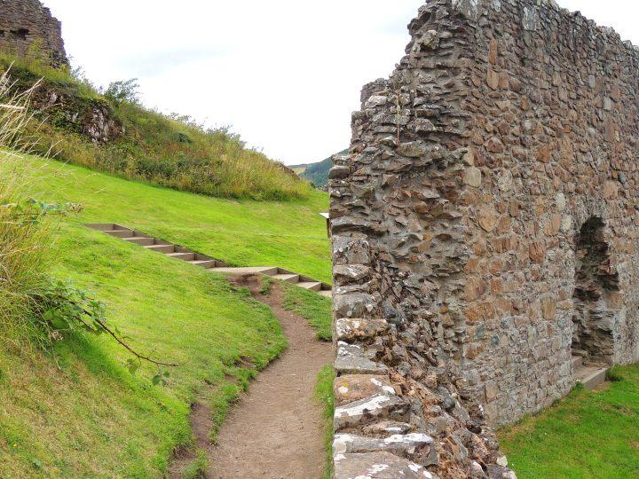 Ecosse Urquart Castle