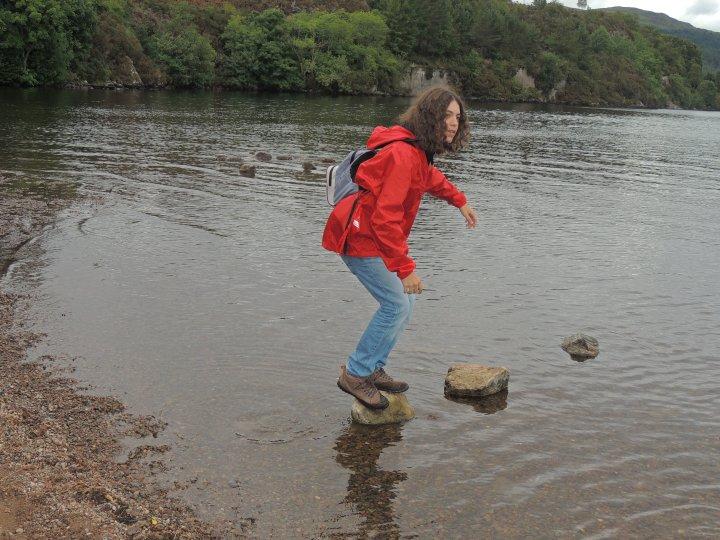 Ecosse Loch Ness Ugo