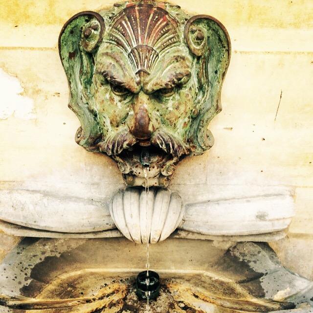 Fontaine de la Croix du Trahoir