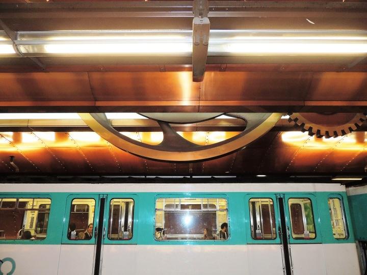 Station de métro Arts et Métiers (1)