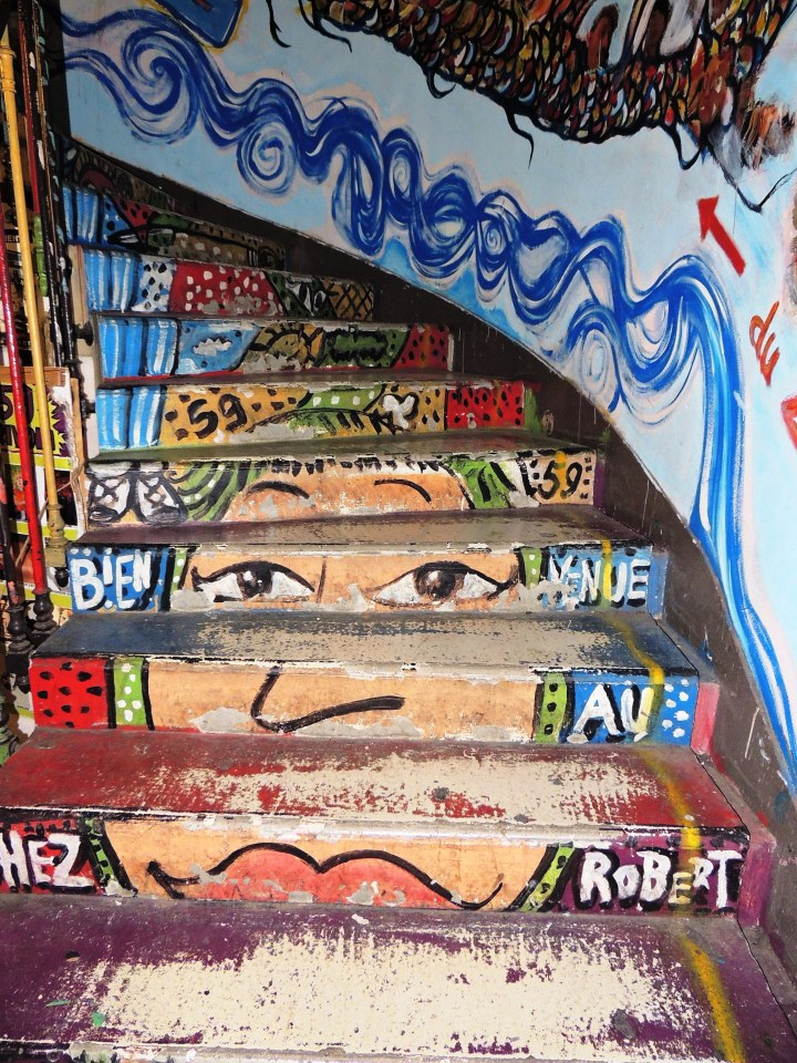 Squat 59 rue de Rivoli (38)