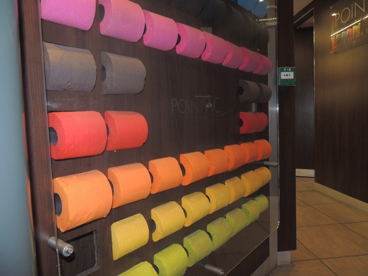 Papier coloré