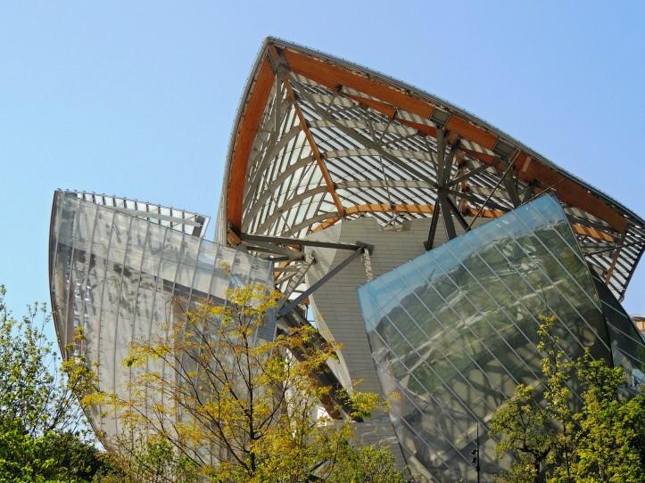 Jardin d'acclimatation Fondation Vuitton