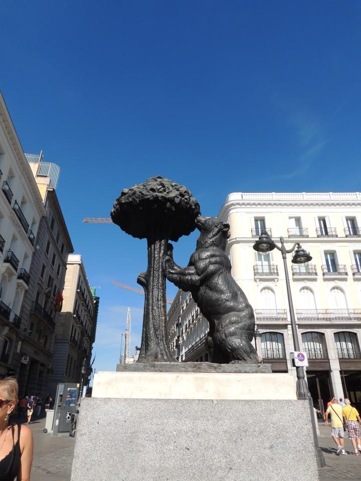 Madrid Puerta del Sol