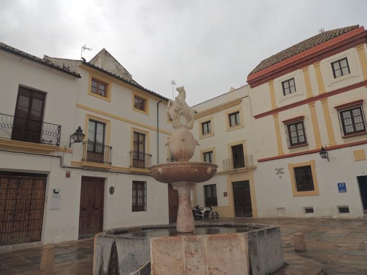 Cordoue la Plaza del Potro