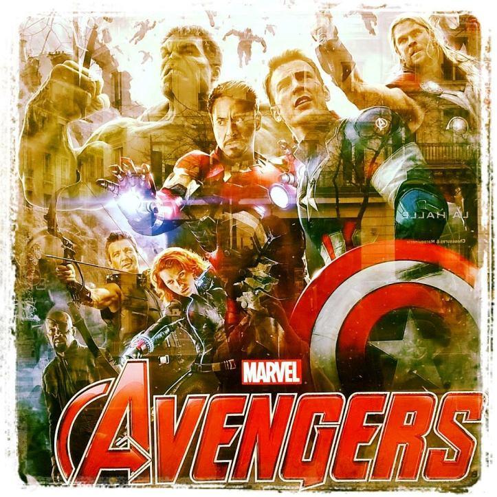 Anniversaire Ugo 16 ans Marvel (2)