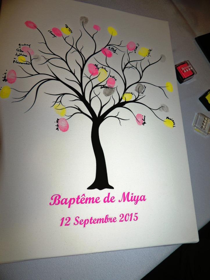 Baptême Miya