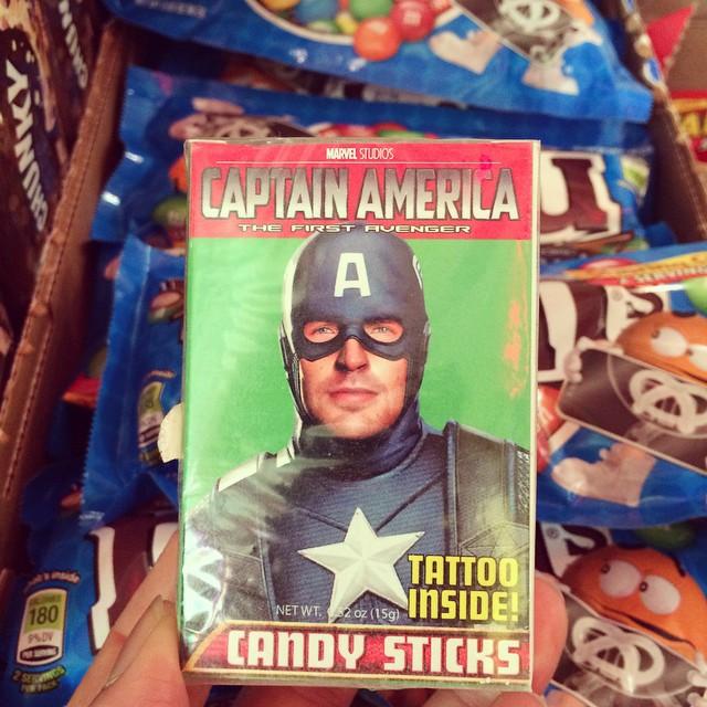 Captain A