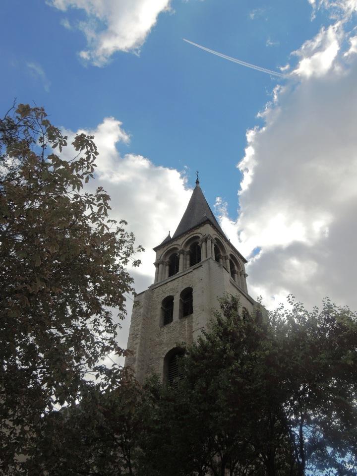 Eglise st Germain des Prés