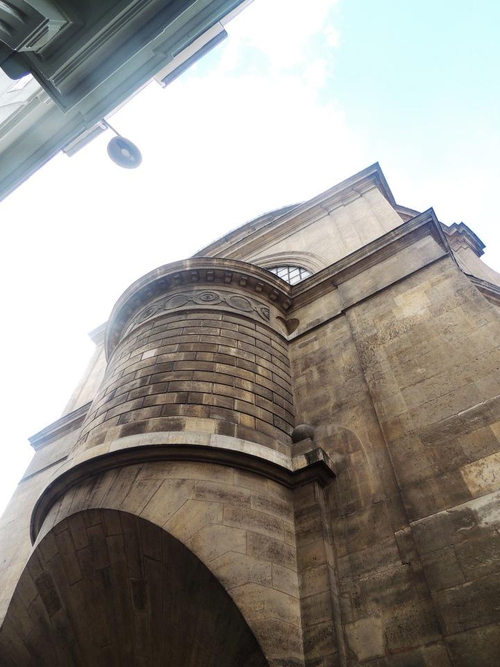 St Sulpice à St Germain