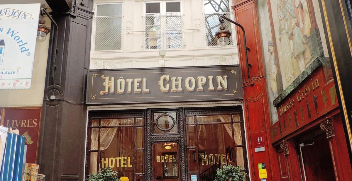 L H Tel Chopin Paris Tu Paris Combien