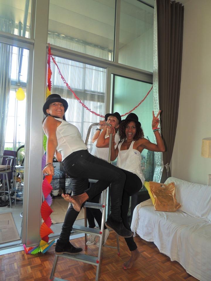 Anniversaire les copines. 2015 Maya, Ale, Jus (6)