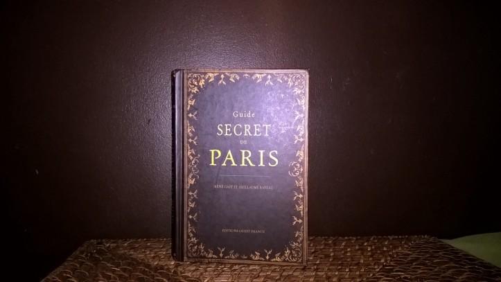 Guide secret de Paris