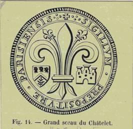 Sceau du Chatelet