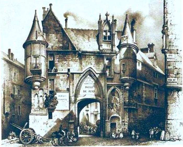 Crédit photo:SABF Société des amis Bibliothèque Forney.