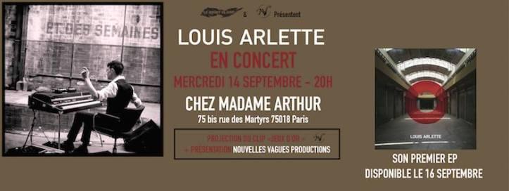 Louis Arlette