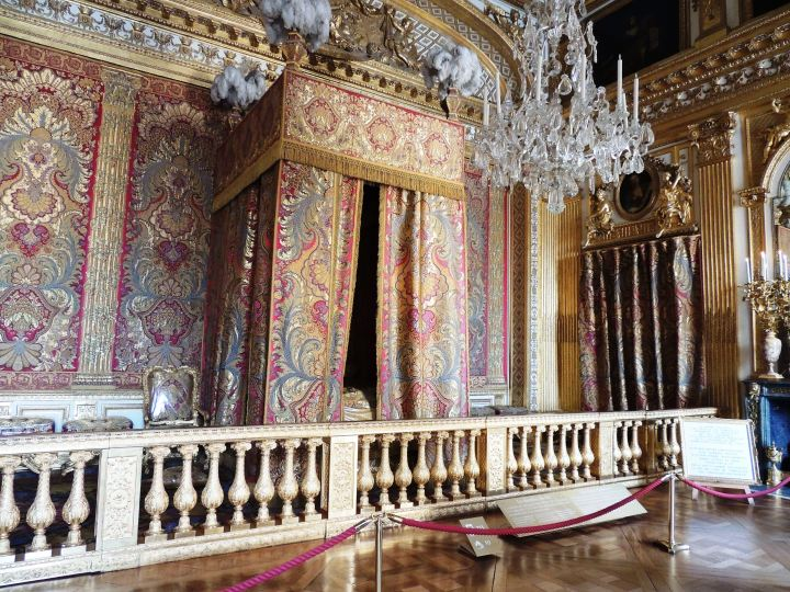 Versailles chambre du roi